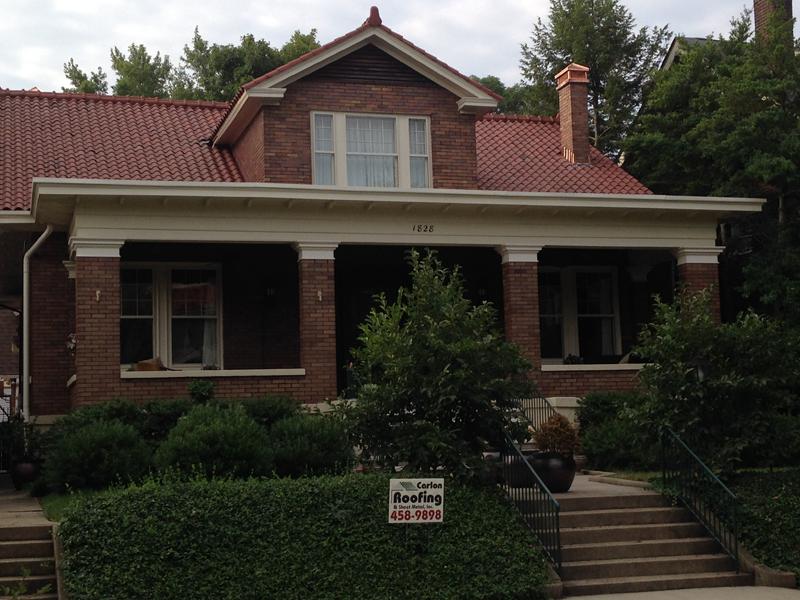 Superior Ludowici Spanish Tile Roof U2013 Louisville Kentucky