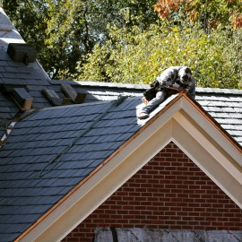Awesome Buckingham Slate Roof U2013 New Construction