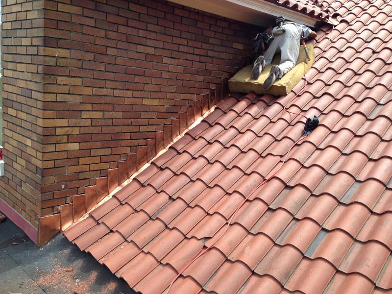 Carlon Roofing Sheet Metal Ludowici Spanish Tile Roof