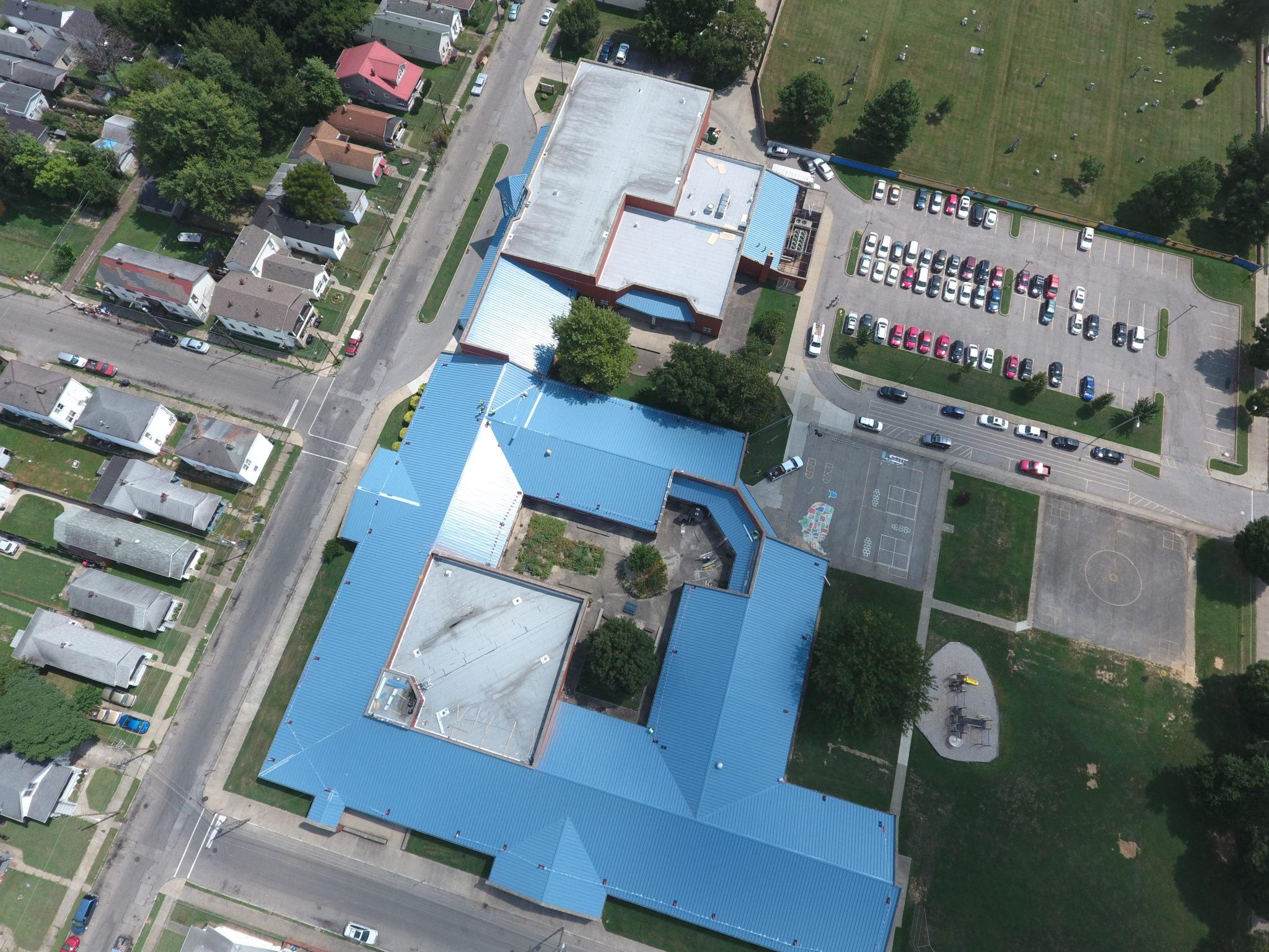 Carlon Roofing Amp Sheet Metal Atkinson School Carlon