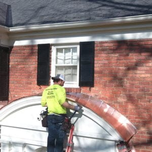 Copper Roof in Indian Hills