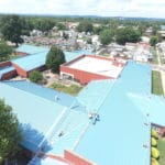Atkinson School Commercial Roof
