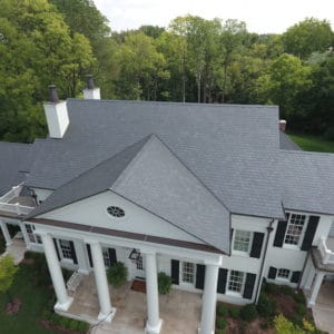 Buckingham Slate Roof Indian Hills
