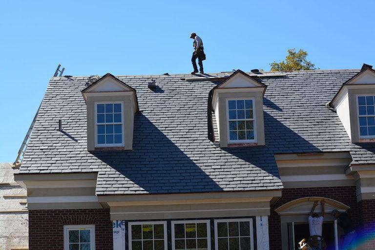 Buckingham Slate Roof