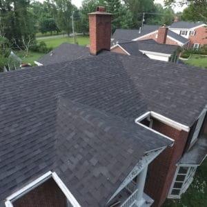 Owens Corning Shingle Roof