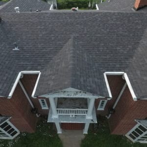 Finished Roof in Cherokee Gardens