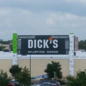 Dicks Sporting Goods Commercial Roof
