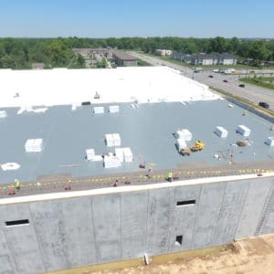 Firestone TPO Roof