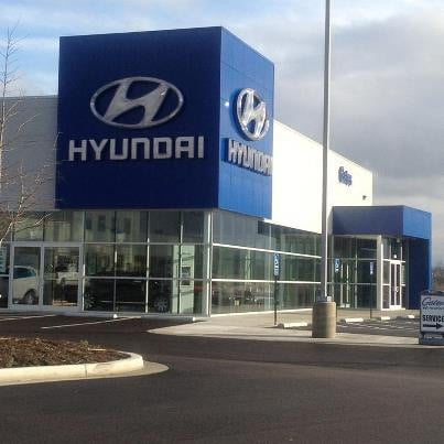 Gates Hyundai Commercial Roof