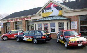 Stein Automotive Commercial Roof