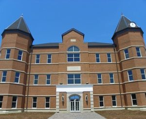 Trigg County Judical Center Commercial Roof
