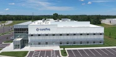 Eurofins Roof Installation