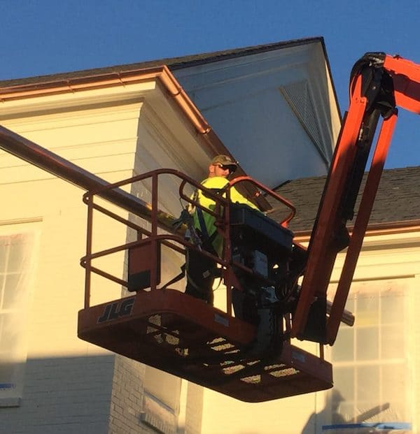 Gutter Installation Cleaning Louisville Ky I Carlon Roofing Company
