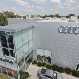 Louisville Audi Roof