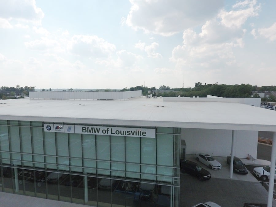 Louisville Commercial Roof