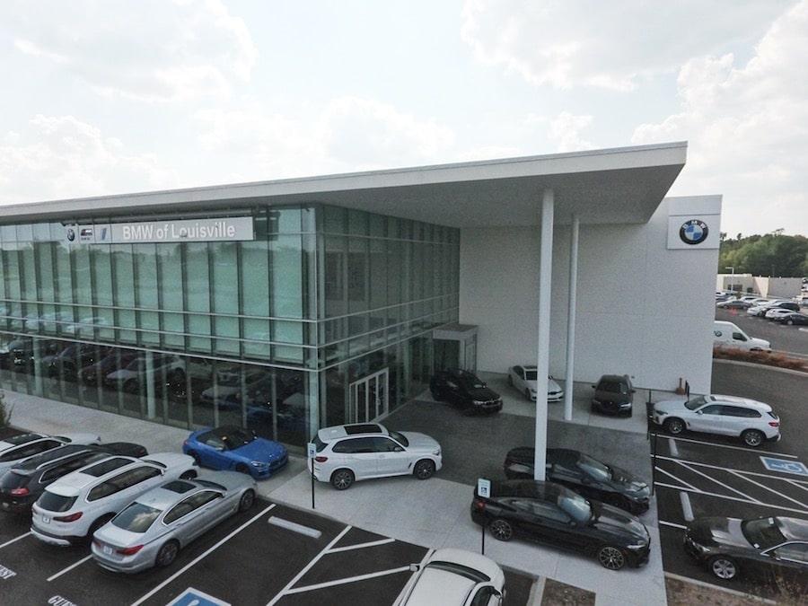 Louisville BMW Roof