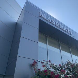 Louisville Motorsports Maserati Building