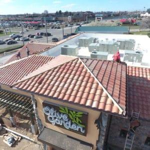 Olive Garden Tile Roof