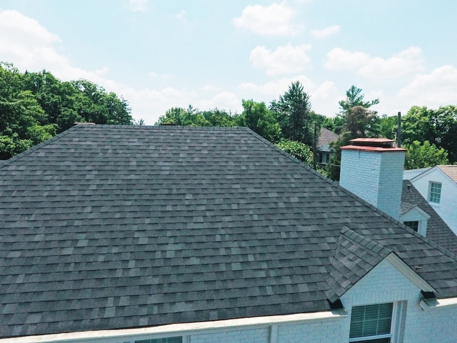 Oakridge Shingle