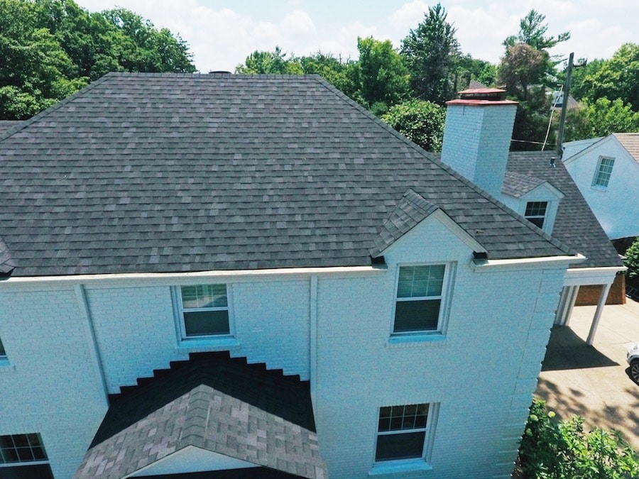 Owens Corning Oakridge Shingle Roof